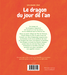 Le dragon du Jour de l'An (le livre + la version audio) - 9782378623159 - Circonflexe - 4e de couverture