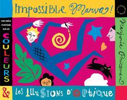 Impossible Marva ! - 9782878333077 - Circonflexe - couverture