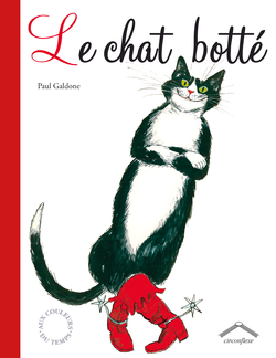 Le Chat Botté - 9782878334869 - Circonflexe - couverture