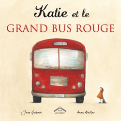 Katie et le grand bus rouge - 9782878335361 - Circonflexe - couverture
