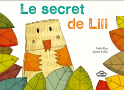 Le secret de Lili - 9782878336122 - Circonflexe - couverture