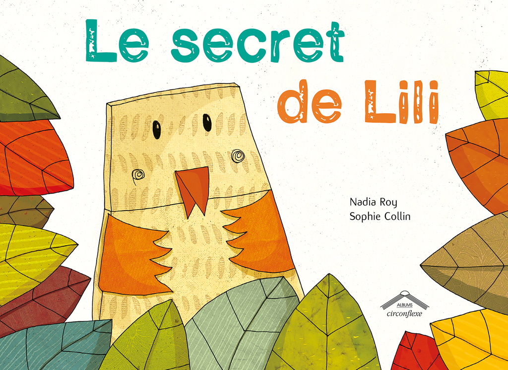 Le secret de Lili, version couverture souple - 9782878339659 - Circonflexe - couverture