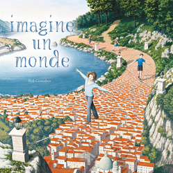 Imagine... un monde - 9782878339789 - Circonflexe - couverture