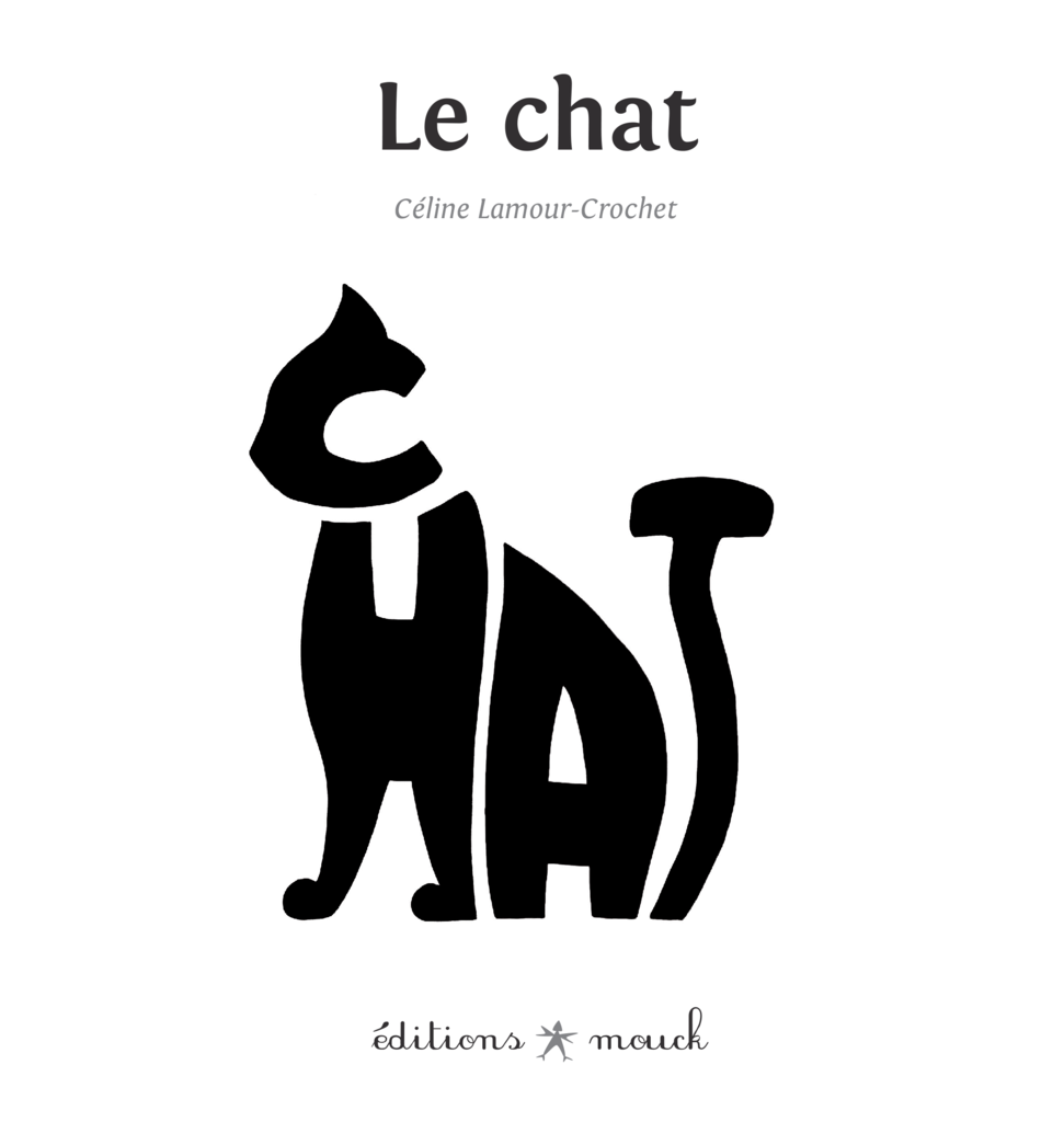 Le chat - 9782917442623 - Circonflexe - couverture
