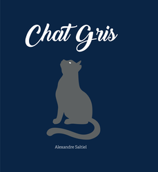 Chat Gris - 9782917442630 - Circonflexe - couverture